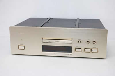 TEAC ティアック VRDS-25X CDプレイヤー | 買取価格44,000円