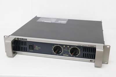 YAMAHA ヤマハ P2500S パワーアンプ  中古買取価格10,000円
