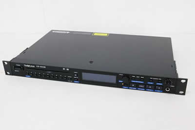 TASCAM CD-500B 業務用CDプレーヤー| 中古買取価格16,000円