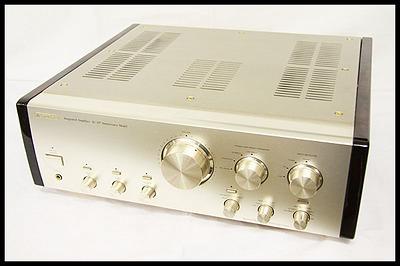 SANSUI | サンスイ AU-07 Anniversary Model インテグレーテッドアンプ 中古買取価格 | 107500円