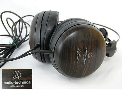 audio-technica オーディオテクニカ ATH-W5000 | 中古品 買取価格 20000円