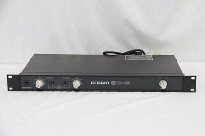 Crown D-45 マリンコプラグ付 | 中古買取価格11,000円