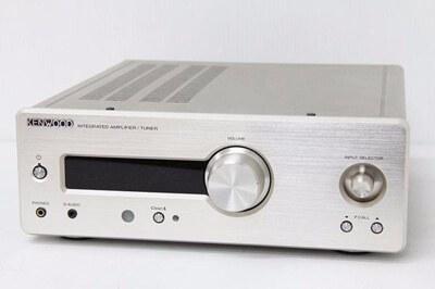 KENWOOD(ケンウッド)R-K1000-N フルデジタルアンプ | 中古買取価格7,300円