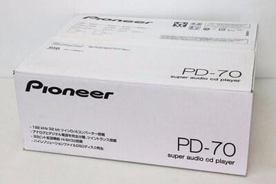 Pioneer(パイオニア)PD-70 | 中古買取価格32,000円