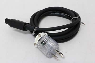 塩田電線 C-1011 PC-23 POWER CABLE 2.0m 電源ケーブル| 買取価格2,500円