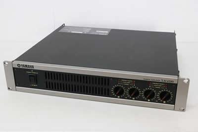 YAMAHA ヤマハ XM4180 パワーアンプ 並品| 中古買取価格15,000円