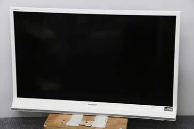 SHARP シャープ AQUOS LC-40J9 40型 液晶テレビ 2014年製| 中古買取価格12,000円