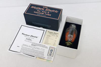 Western Electric No.300-B 220501 真空管 | 中古買取価格50,000円