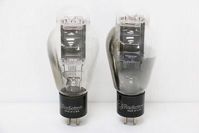 RCA RADIOTRON 50 真空管 2個 | 中古買取価格18,000円