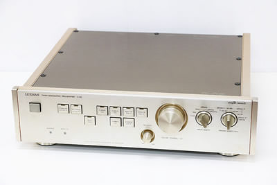 LUXMAN ラックスマン C-05 プリアンプ| 中古買取価格60,000円