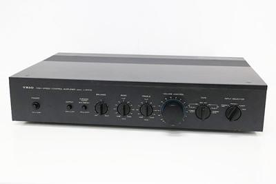 TRIO トリオ L-07CII コントロールアンプ | 中古買取価格7,200円