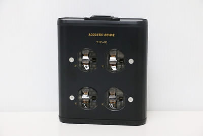 Acoustic Revive YTP-4R 電源BOX | 中古買取価格12,000円