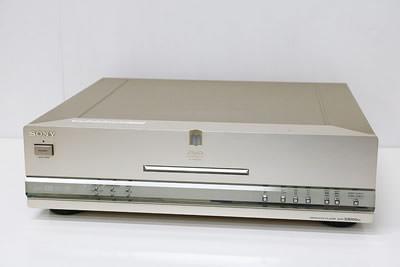 SONY ソニー DVP-S9000ES SACD/ DVDプレーヤー | 中古買取価格6,000円