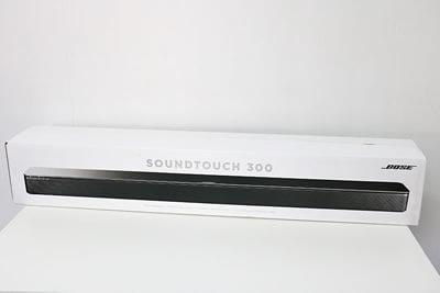 【買取実績】BOSE SoundTouch 300 soundbar ホームシアター | 中古買取価格52,000円