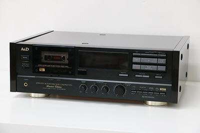 【買取実績】A&D GX-Z7100LTD カセットデッキ | 中古買取価格6,500円
