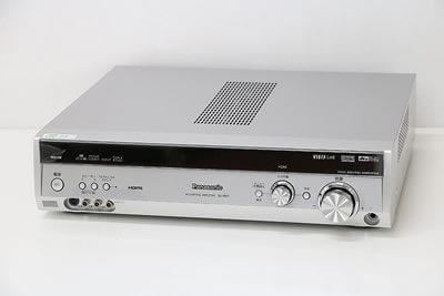 【買取実績】Panasonic パナソニック SU-XR57 デジタルAVコントロールアンプ | 中古買取価格4,000円