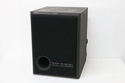 【買取実績】YAMAHA ヤマハ YST-SW500 サブウーファー | 中古買取価格5,000円
