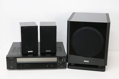 【買取実績】ONKYO オンキョー BASE-V50(B) 2.1chシネマパッケージ ホームシアター | 中古買取価格6,300円