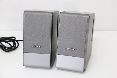 【買取実績】Bose ボーズ M2 Computer Music Monitor スピーカー | 中古買取価格9,000円