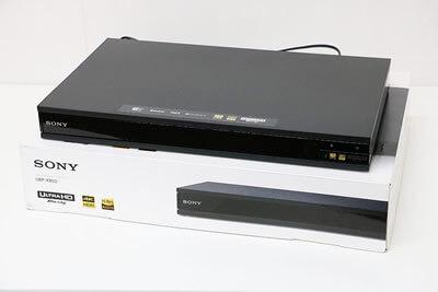 【買取実績】SONY ソニー UBP-X800/BM ブルーレイ/DVDプレーヤー | 中古買取価格23,000円