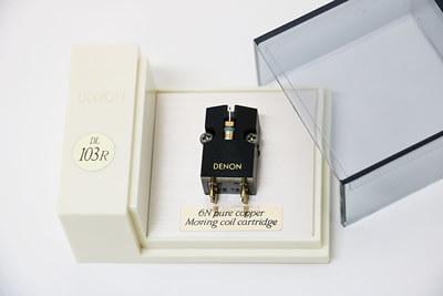 【買取実績】DENON DL-103R | 中古買取価格8,000円