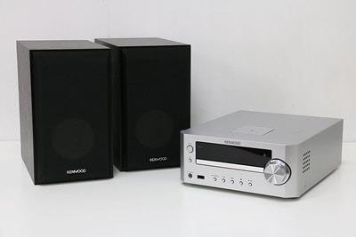 【買取実績】KENWOOD Kseries K-505 コンパクトHi-Fiシステム | 中古買取価格5,000円