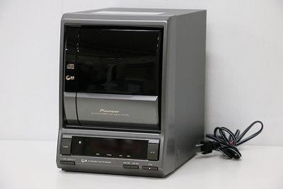 【買取実績】Pioneer パイオニア PD-F25A CDチェンジャー | 中古買取価格4,500円