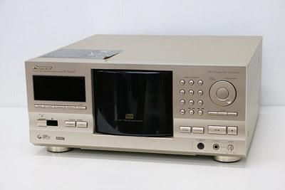 【買取実績】Pioneer パイオニア PD-F1007 CDチェンジャー | 中古買取価格9,000円