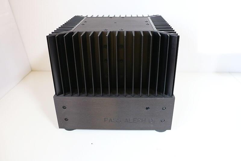 【買取実績】PASS Laboratories ALEPH 0s パワーアンプ | 中古買取価格105,000円