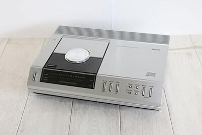 【買取実績】PHILIPS フィリップス CD 100 CDプレーヤー | 中古買取価格36,100円