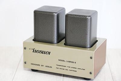 【買取実績】UESUGI U-BROS5 TypeL MC昇圧トランス | 中古買取価格30,000円