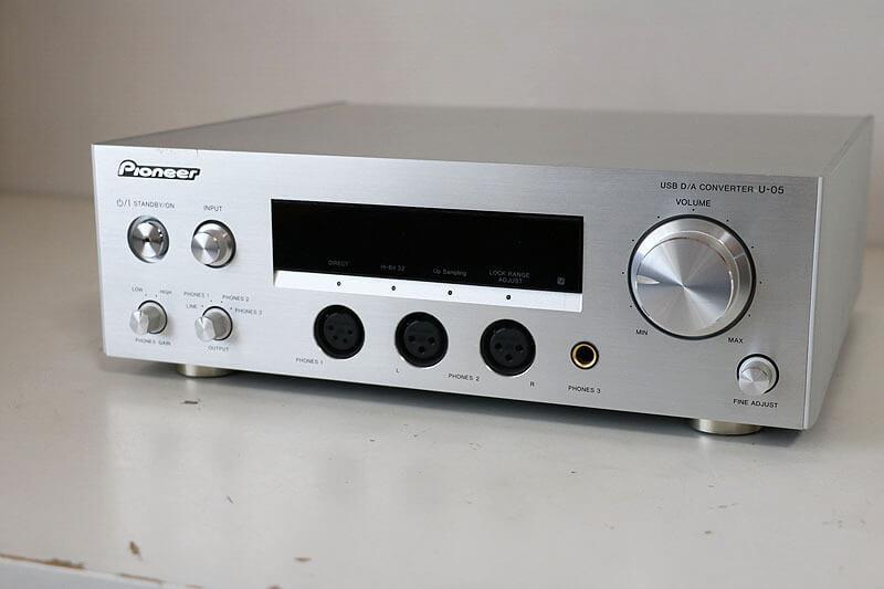 【買取実績】Pioneer USB D/A CONVERTER U-05|中古買取価格17,000円