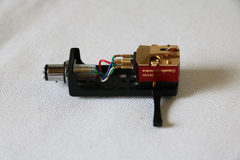 【買取実績】Audio Technica MCカートリッジ AT33EV|中古買取価格20,000円