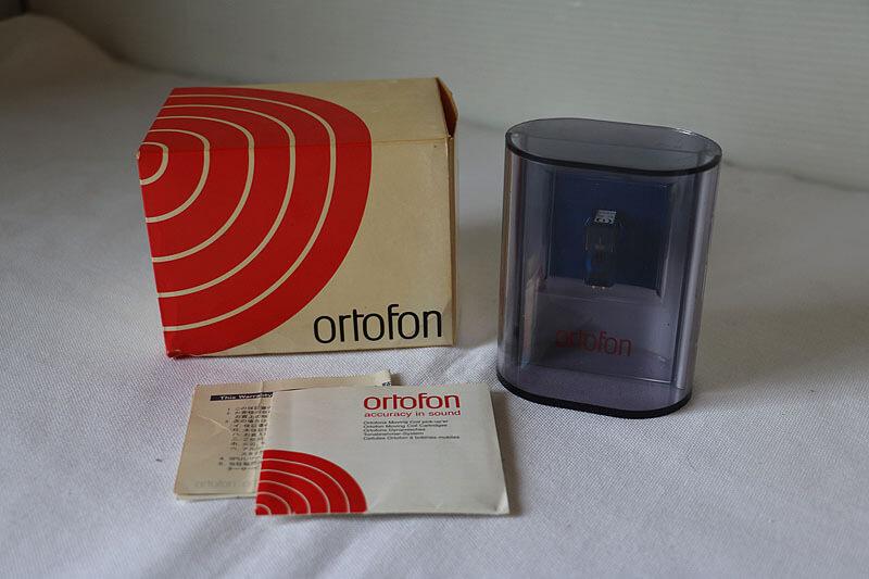 【買取実績】Ortofon MCカートリッジ MC20W|中古買取価格20,000円