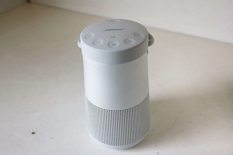 【買取実績】BOSE SoundLink Revolve+ Bluetooth speaker|中古買取価格11,000円