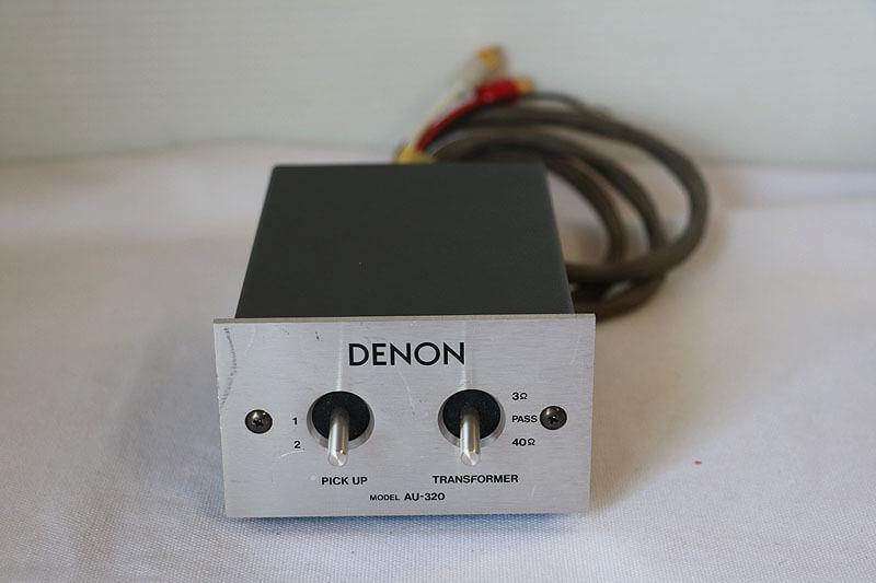 【買取実績】DENON AU-320|中古買取価格6,000円