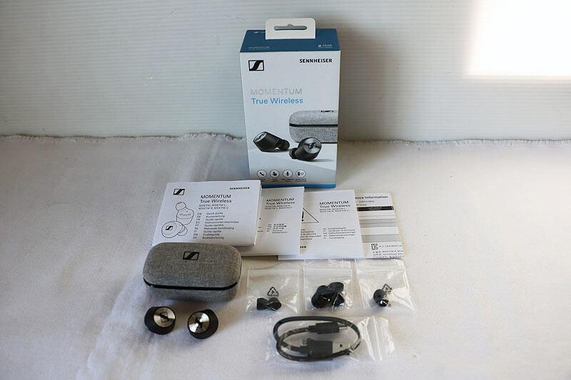【買取実績】SENNHEISER True Wireless M3IETW|中古買取価格15,000円