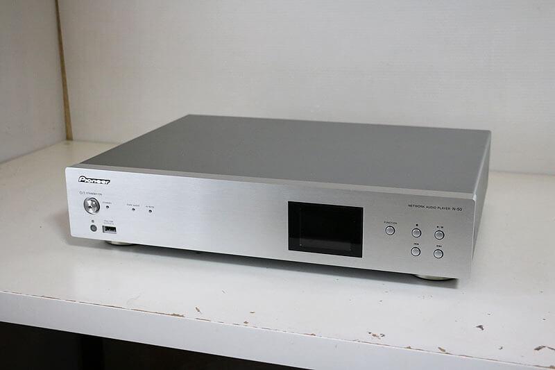 【買取実績】Pioneer N-50|中古買取価格10,000円