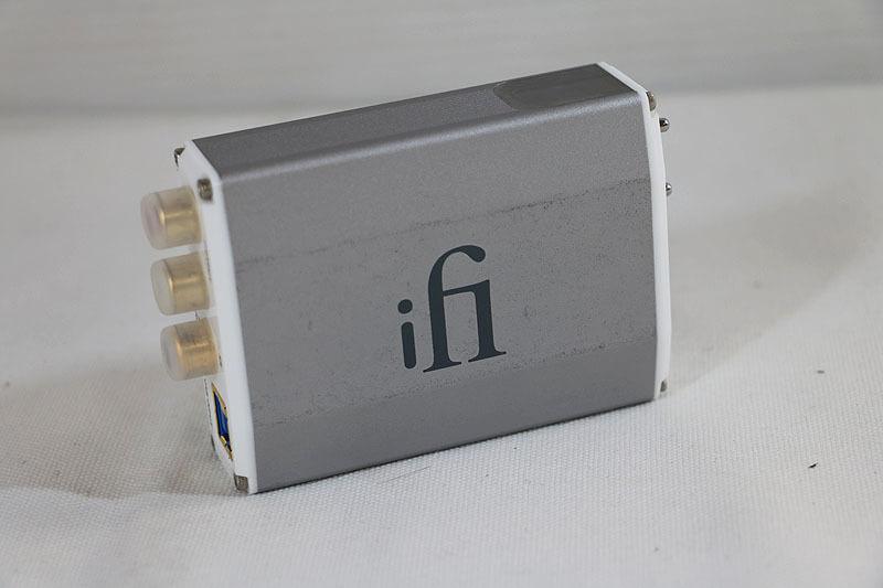 【買取実績】iFi Audio nano iONE ヘッドホンアンプ|中古買取価格8,000円