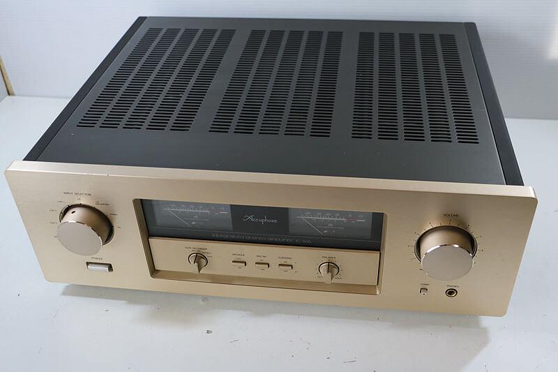【買取実績】Accuphase E-306|中古買取価格83,000円