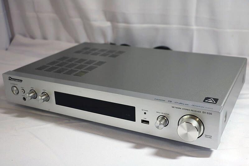 【買取実績】Pioneer SX-S30 ネットワークステレオレシーバー|中古買取価格13,000円