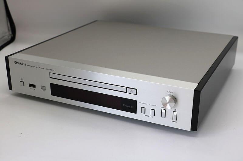 【買取実績】YAMAHA CD-NT670 ネットワークCDプレーヤー 2015年製|中古買取価格10,000円