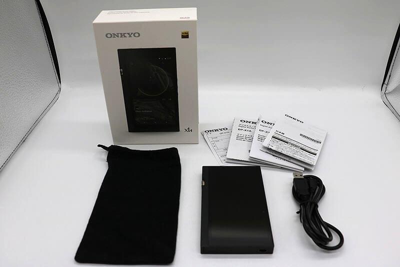 【買取実績】ONKYO デジタルオーディオプレーヤー DP-X1A|中古買取価格24,000円