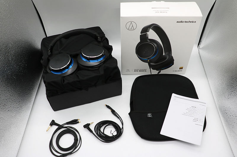 【買取実績】audio-technica ATH-MSR7b|中古買取価格6,000円