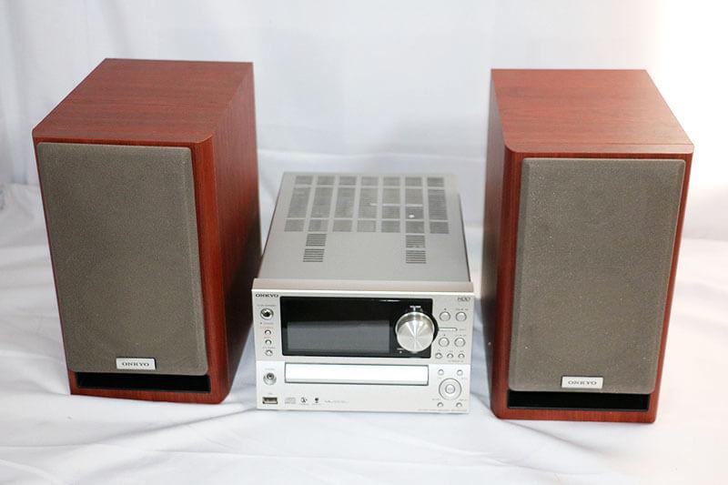 【買取実績】ONKYO X-NX10A BR-NX10A/X-NX10A CD/HDDチューナーアンプシステム 2006年製|中古買取価格7,000円