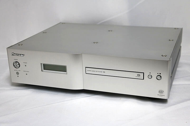 【買取実績】Pioneer PD-D9 SACD/CDプレイヤー 2007年製|中古買取価格16,800円