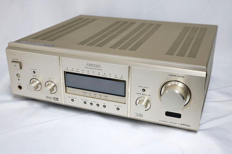 【買取実績】SONY TA-E9000ES AVコントロールアンプ|中古買取価格10,500円