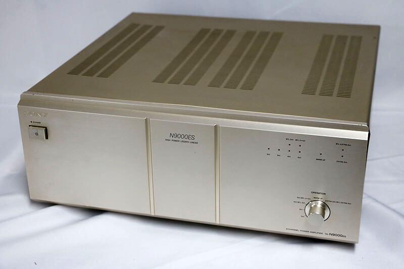 【買取実績】SONY TA-N9000ES ステレオパワーアンプ|中古買取価格14,700円