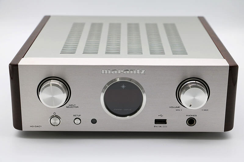 【買取実績】マランツ HD-DAC1 2020年製|中古買取価格33,000円