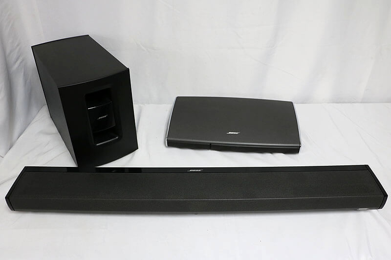 【買取実績】BOSE Lifestyle 135 home entertainment system|中古買取価格22,000円